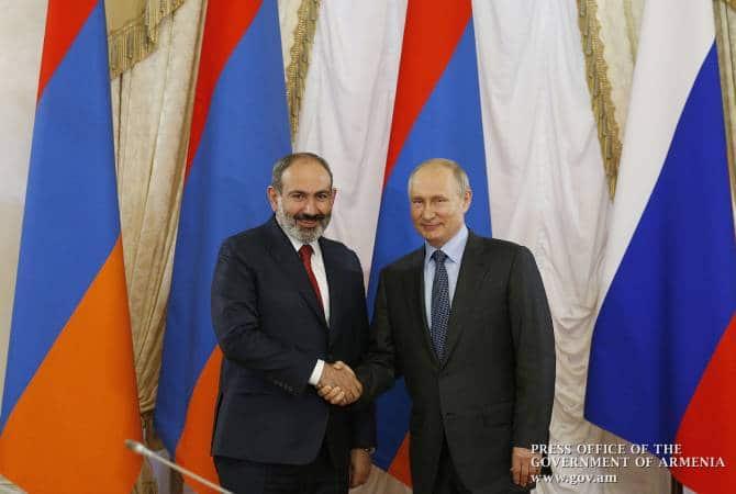 ՏԵՍԱՆՅՈՒԹ. Ինչ խոսեցին Փաշինյանն ու Պուտինը Երևանում
