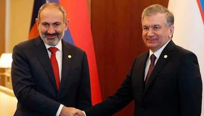 «Պատմական հանդիպում ունեցանք Ուզբեկստանի նախագահի հետ». Նիկոլ Փաշինյան