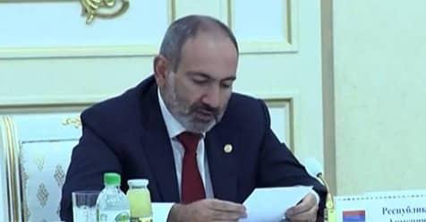 Ուղիղ միացում. Վարչապետի խոսքն ԱՊՀ մասնակից պետությունների ղեկավարների խորհրդի նեղ կազմով նիստին