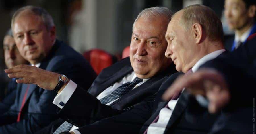 Ուշագրավ նշանակում. Պուտինը ՀՀ նախագահ Սարգսյանի խորհրդական է նշանակել ՌԴ քաղաքացու
