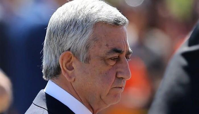 Վճռական պահերին Սերժ Սարգսյանը երկրում չի եղել