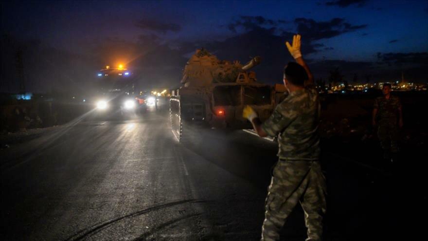 Պոլսի հայոց պատրիարքարանը` Սիրիայում Թուրքիայի կողմից իրականացվող ռազմական գործողության վերաբերյալ