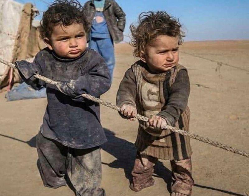Սիրիայում 4 երեխա է զոհվել, 9-ը՝ ծանր վիրավորում ստացել, իսկ 70 հազար երեխա լքել իր տունը