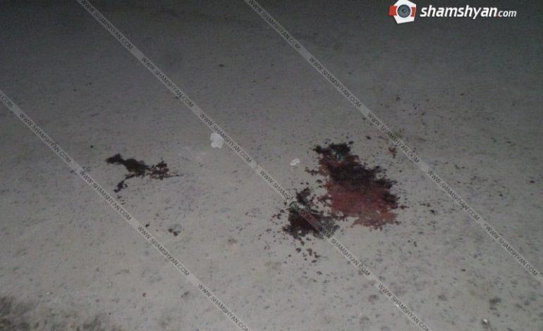 ՖՈՏՈ. Հրազենի գործադրմամբ հերթական սպանությունը Արարատի մարզում