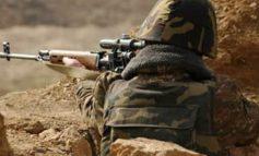 Մարտական դիրքում հակառակորդի կրակոցից պայմանագրային զինծառայող է վիրավորվել