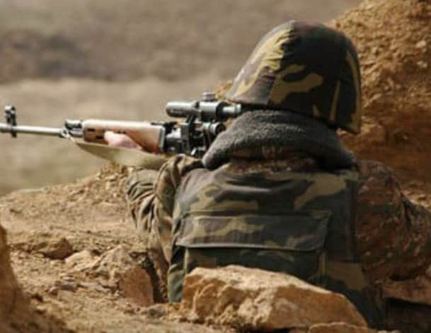 Հակառակորդի կրակոցից զինվոր է վիրավորվել