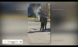 ՏԵՍԱՆՅՈՒԹ. Էրեբունի օդանավակայանում հրդեհ է բռնկվել, որը տարածվել է նաև հարևան զորամասում