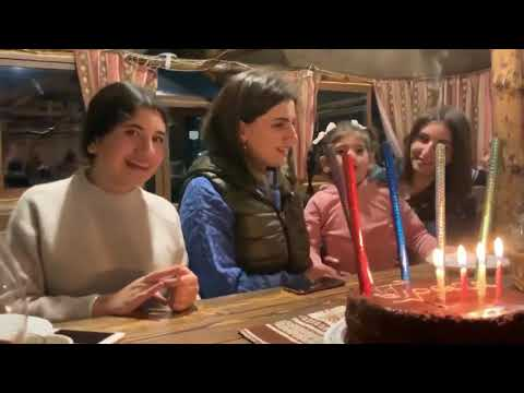 Մարիամի Փաշինյանի ծննդյան տարեդարձի տեսանյութը