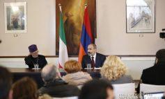Իտալական ծափերն ու հայկական ճաքերը. Գևորգ Պետրոսյան