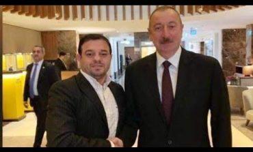 Փաշինյանի հանդիպմանը ներս մտած ադրբեջանցին Իլհամ Ալիևի կողմի՞ց էր գործուղված