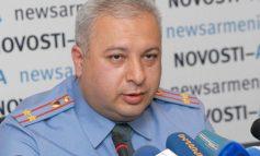 Կալանավորվեց ճանապարհային ոստիկանության պետի տեղակալը