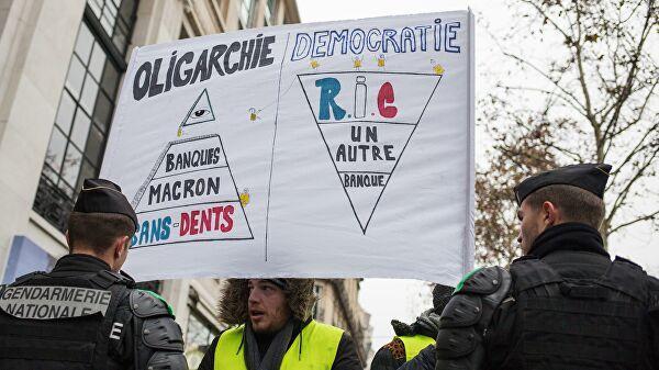 Փարիզում ավելի քան 20 մետրոյի կայարան է փակվել «դեղին բաճկոնների» պատճառով