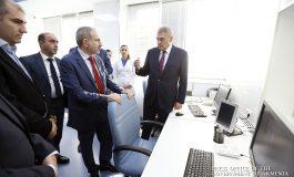 Նիկոլ Փաշինյանը ներկա է գտնվել Միջուկային բժշկության եվրոպական կենտրոնի բացման արարողությանը