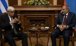 ՏԵՍԱՆՅՈՒԹ. Հայաստանում Հունաստանի նկատմամբ առանձնահատուկ վերաբերմունք կա. Նիկոլ Փաշինյան