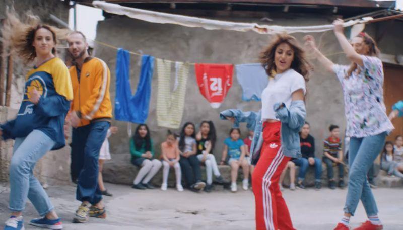 Պրեմիերա. Սիրուշոյի նոր տեսահոլովակը. «Զոմա- Զոմա»