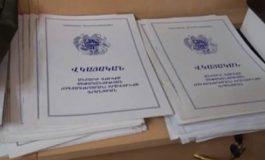 էջմիածնի կադաստրի 15 տարվա պետի տանը գտնվել է 110 սեփականության վկայական. պատգամավոր