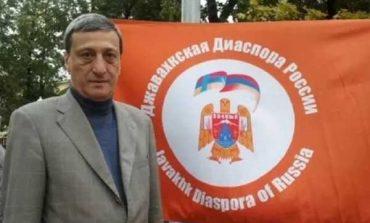 «Ռուսաստանի Ջավախքյան Սփյուռք» ՀԿ-ի ղեկավար Աղասի Արաբյանը անդրադարձել է Ռուսաստանի և Հայաստանի ժողովուրդներին սպառնող խնդիրներին և վտանգներին