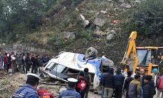 Ուխտավորներ տեղափոխող ավտոբուսն ընկել է կիրճը. 13 մարդ է զոհվել