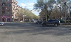 Ավտովթար՝ Ալեք Մանուկյան փողոցում. ՌԴ քաղաքացի է հոսպիտալացվել