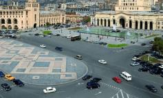ՏԵՍԱՆՅՈՒԹ. Հանրապետության հրապարակի որոշ հատվածներում կարգելվի մեքենաների կայանումը