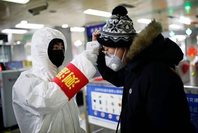 Չինաստանում կորոնավիրուսով վարակվածների թիվը գերազանցել Է 5900-ը