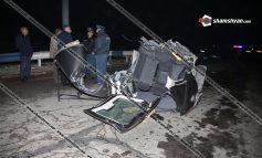 ՖՈՏՈ. ՏԵՍԱՆՅՈՒԹ. Տեսախցիկը ֆիքսել է Արարատի մարզում Խոշոր ու ողբերգական ավտովթարի պահը, երբ 18-ամյա 2 երիտասարդ տղաներ մահացել էին
