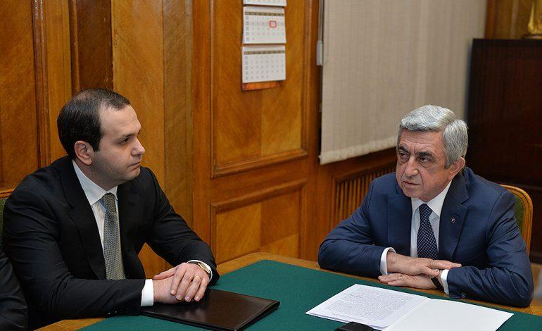 Սերժ Սարգսյանը ՀՀԿ նիստին անդրադարձել է Գեորգի Կուտոյանի մահվան դեպքին. Ինչ է պատմել նա
