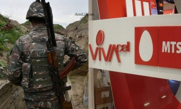 ՖՈՏՈ. Բանակի օրվա առթիվ «ՎիվաՍել»-ն իր հաշիվներն է ավելացնում