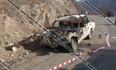ՖՈՏՈ. Խոշոր ու ողբերգական ավտովթար Տավուշի մարզում. «07»-ը մխրճվել է «ՄԱԶ» բեռնատարի մեջ. կա 4 զոհ, 4 վիրավոր