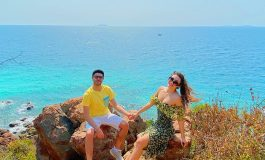 ՖՈՏՈ. Գուրգեն Դաբաղյանի և կնոջ հանգստի լուսանկարները՝ Թաիլանդից