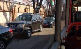 Բաղրամյան պողոտան այս անգամ փակել էր նախագահ Արմեն Սարգսյանը
