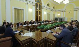 ԱԺ նախագահի և ԵԱՀԿ ու ԵԽ անդամ երկրների դեսպանների սառը հանդիպումը