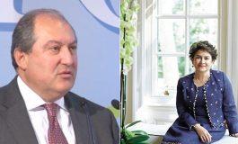 Վիրահատվել է ՀՀ նախագահի տիկինը. Արմեն Սարգսյանը բժշկական կենտրոնում է