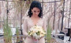 VIDEO. Առաջին տեսանյութը՝ Արփինե Հովհաննիսյանի հարսանիքից