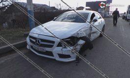 Շղթայական ավտովթար Երևանում. կա վիրավոր