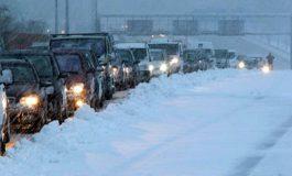 Արագածոտնի մարզում բուք է, Կոտայքում՝ ձյուն, կան փակ ճանապարհներ