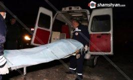 Ողբերգական դեպք. «պրիսյագից» վերադարձող քաղաքացիները հայտնվել են բքի մեջ. 49-ամյա տղամարդ է մահացել