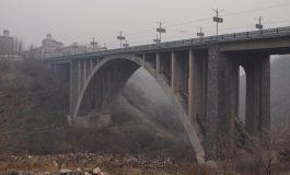 Արտակարգ դեպք Կիևյան կամրջի տակ
