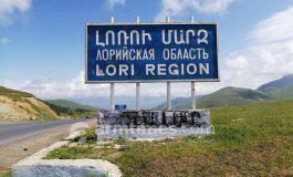 Արտակարգ իրավիճակ Լոռու մարզում. ֆոտո