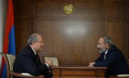 Արմեն Սարգսյանը Փաշինյանին ասել է` պատրաստ չեմ վավերացնել
