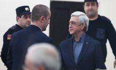 Սերժ Սարգսյանի գրասենյակը հայտարարություն է տարածել