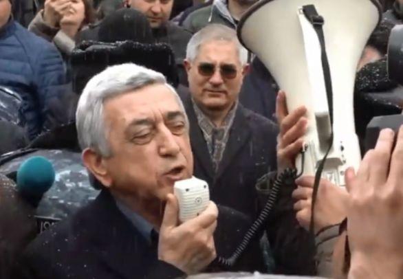 Սերժ Սարգսյանի պաշտպանական թիմը հայտարարություն է տարածել