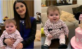 ՖՈՏՈ. ՏԵՍԱՆՅՈՒԹ. Ինչո՞ւ Սիլվա Հակոբյանի դստեր 6 ամսականի խնջույքին ներկա չէր Միլայի հայրիկը