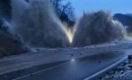 Ջրագծի վթարի պատճառով Վանաձոր-Ալավերդի ճանապարհը փակ է