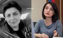 Ինչո՞ւ է իր աշխատանքից ազատվել նախարար Զարուհի Բաթոյանի խորհրդականը
