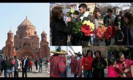 ՏԵՍԱՆՅՈՒԹ. «Գ.Ծառուկյան» հիմնադրամն ավանդույթի համաձայն անակնկալ է մատուցել մարտի 8-ի առթիվ