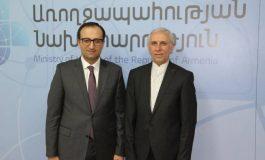 Ինչ հարցեր են քննարկել Իրանի դեսպանն ու Արսեն Թորոսյանը