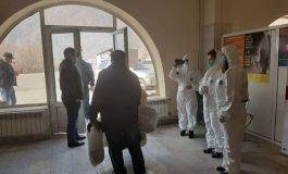 Կորոնավիրուսի կասկածով ՀՀ սահմանային հսկիչ կետերից մեկուսացվել է մոտ 100 անձ