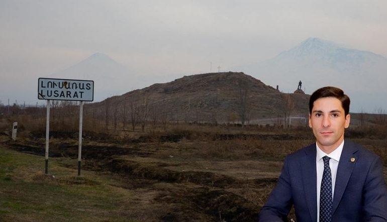 Պատմական Արտաշատի բլուրների վրա հյուրանոց է կառուցվելու.Արարատի մարզպետ