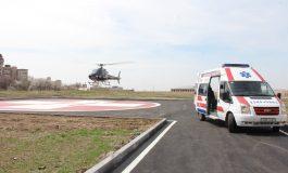Ուղղաթիռով տեղափոխված հղիի կյանքը փրկվել է